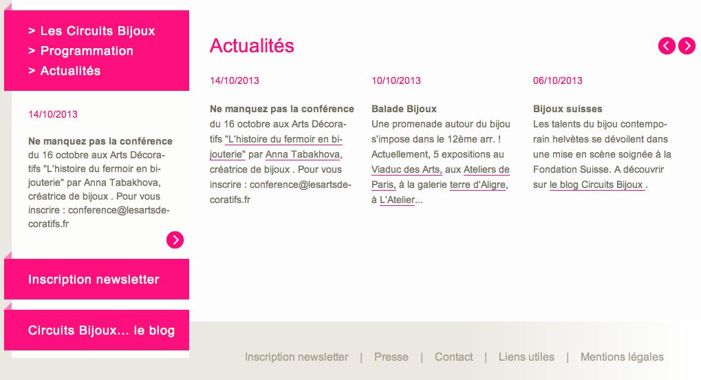 anna tabakhova conférence fermoirs arts decoratifs paris