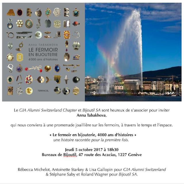 Invitation Genève