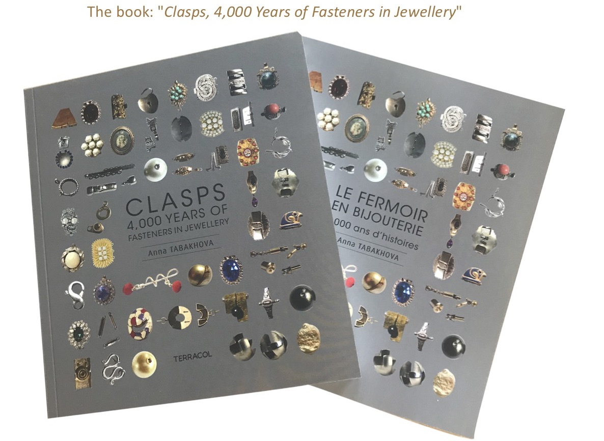 Clasps,  4,000 Years of Fasteners in Jewellery